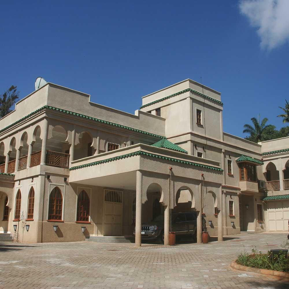 Algerian Embassador Residence