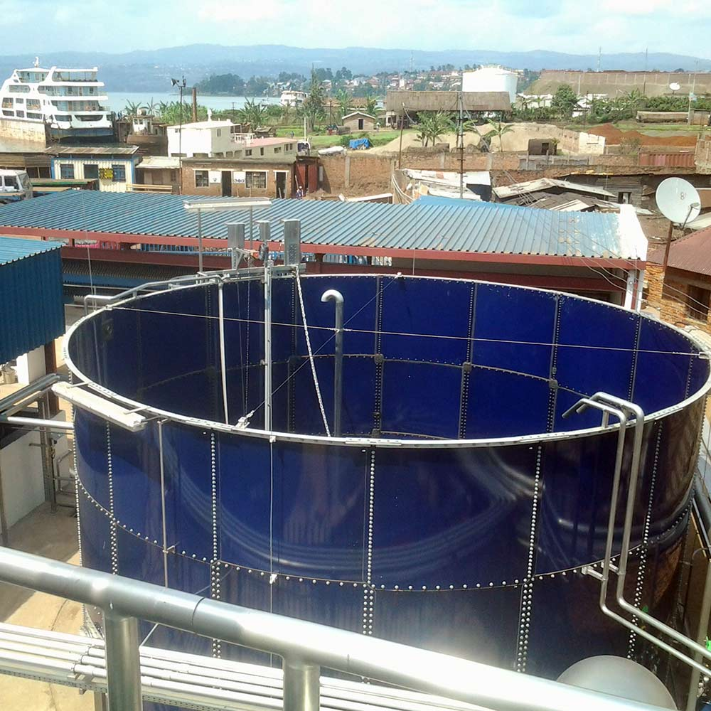 New Heineken wastewater treatment plant completed in the DRC