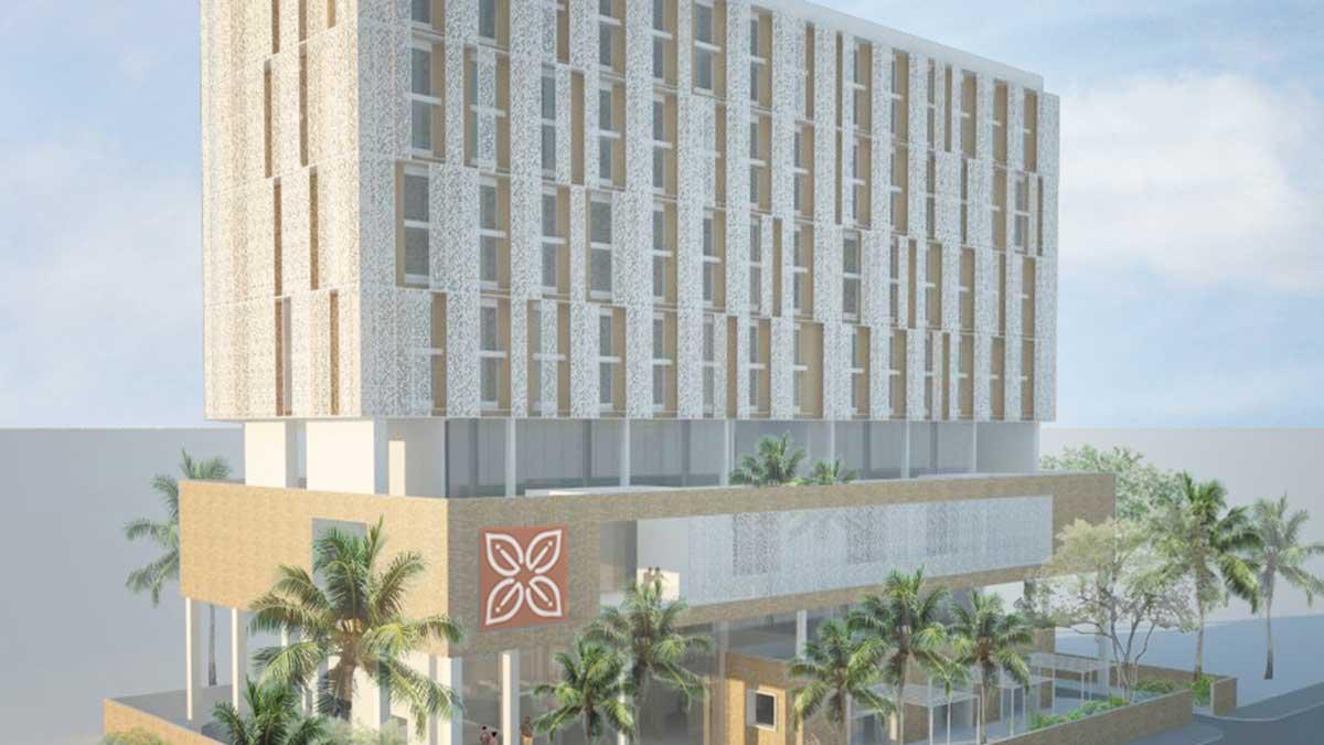 FBW designs Hilton Garden Inn concept proposals