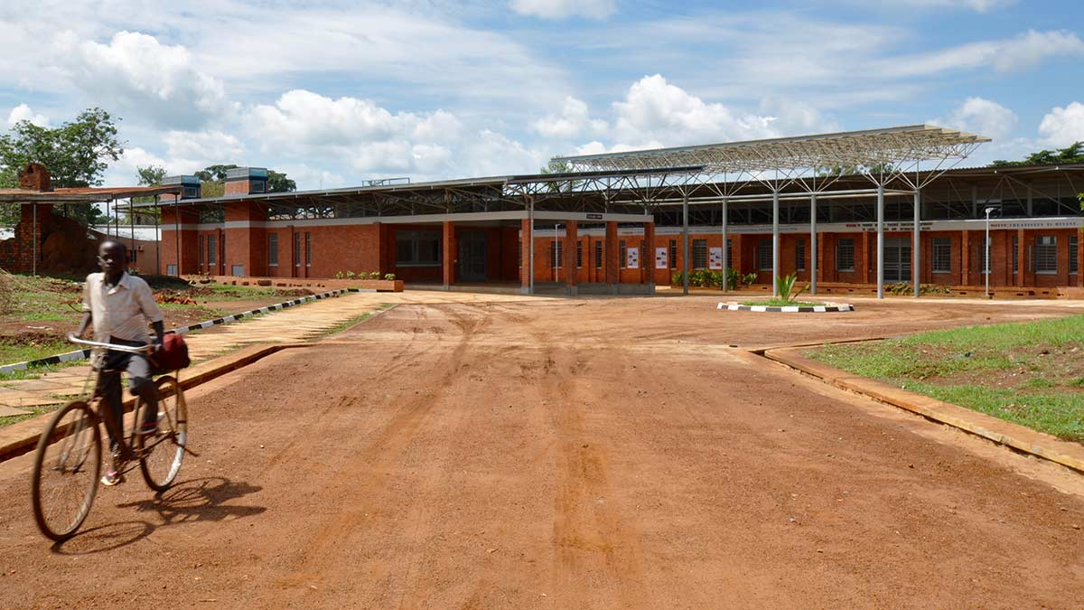 Servicing the growing education sector in Uganda