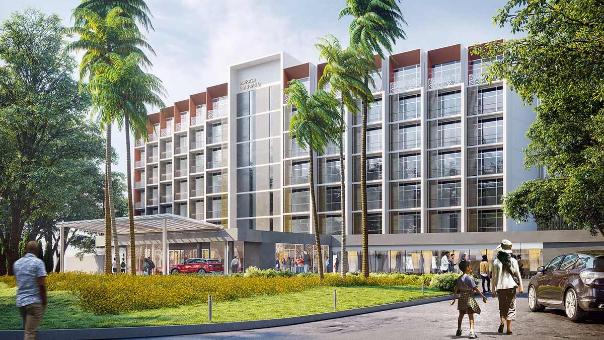 Umubano Hotel renovation enhances Kigali's hotel sector