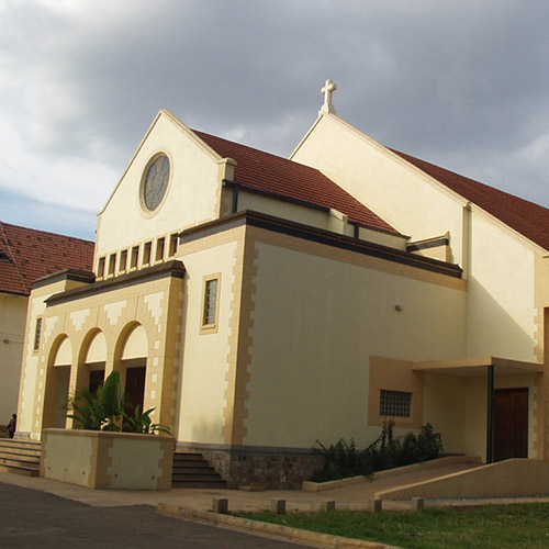 Makerere St. Augustine Church
