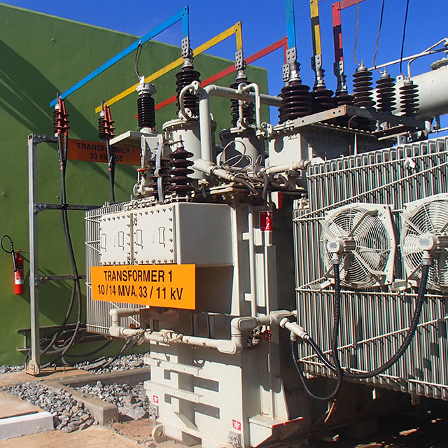 UMEME Substation