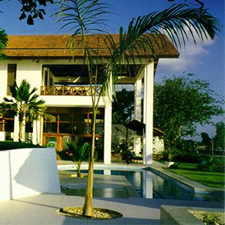 Dobie Residence