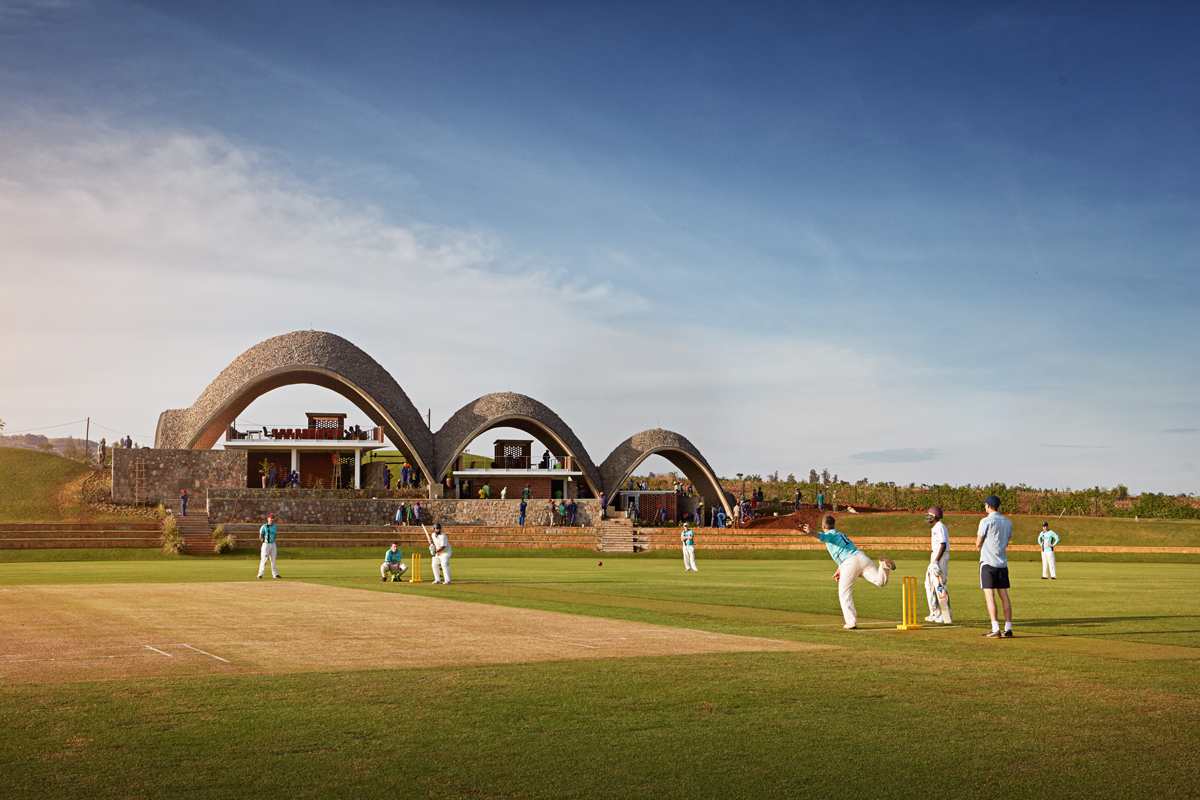 Rwanda Cricket Stadium receives UK Engineering Award