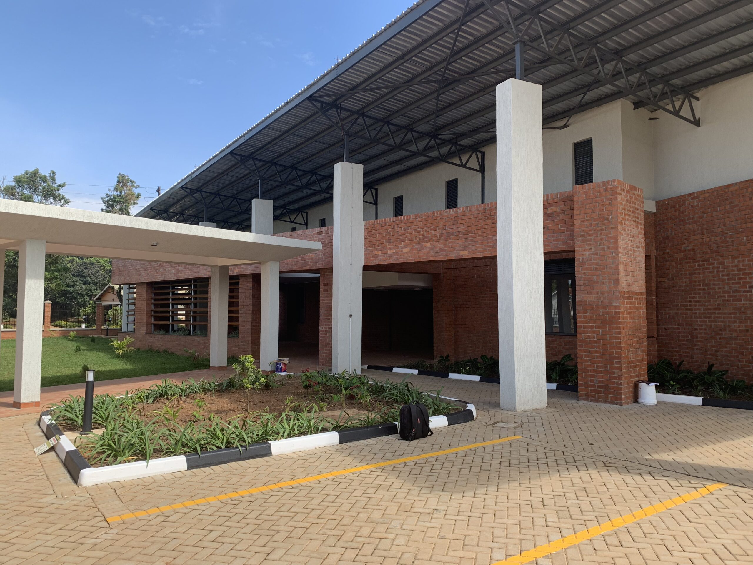 FBW GROUP DELIVERS STATE-OF-THE ART  ENTEBBE RESEARCH CLINIC